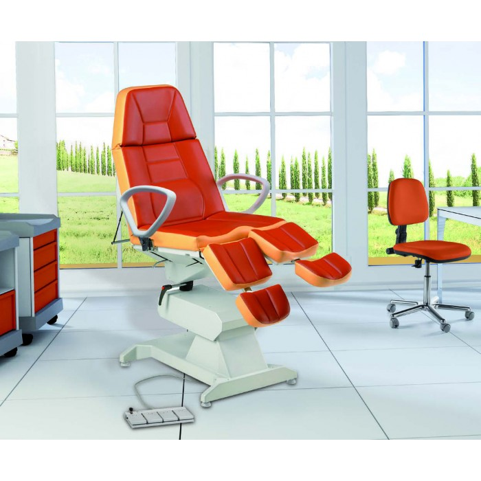 Кресло педикюрное PODO 1 с электроприводом С